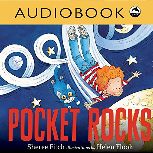Pocket Rocks audiobook cover art