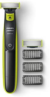 Philips Norelco OneBlade Bonus Pack with Free Blade,...