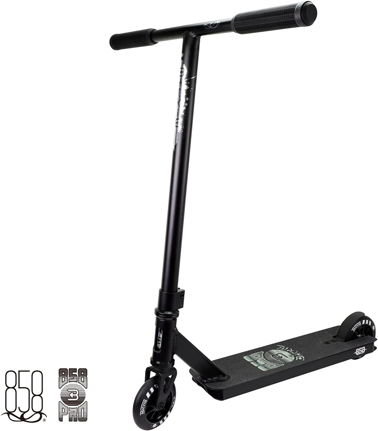 Backie Pro by Ride 858 (Black)