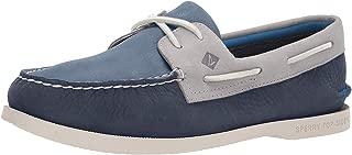 Men's A/O 2-Eye Plush Boat Shoe