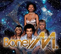 Platinum Hits by BONEY M (2013-10-15)