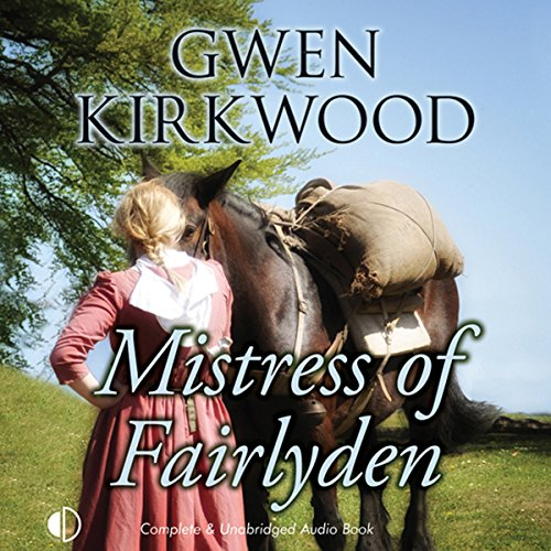 Mistress of Fairlyden audiobook cover art