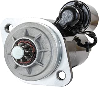 NEW 12 VOLTS 9 TEETH STARTER COMPATIBLE WITH MERCRUISER MARINE INBOARD 5.7L MIE 8.1S HO 8.1S HORIZON 8.2L MIE MPI 30459