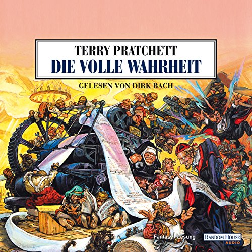 Die volle Wahrheit                   By:                                                                                                                                 Terry Pratchett                               Narrated by:                                                                                                                                 Dirk Bach                      Length: 3 hrs and 57 mins     Not rated yet     Overall 0.0