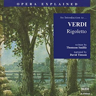 Verdi: Rigoletto audiobook cover art