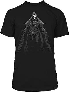 Overwatch Death Walks Among You (Reaper) Men's Gamer Tee Shirt