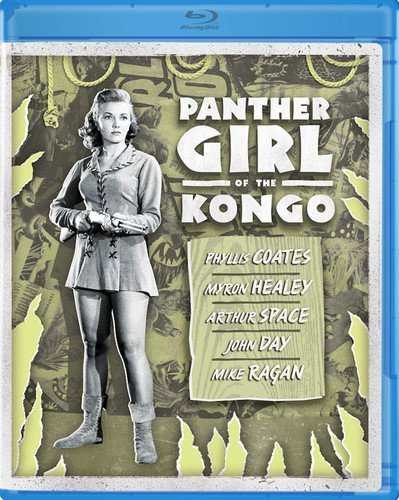 Panther Girl of the Kongo [Blu-ray]