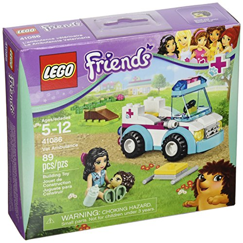 LEGO Friends 41086 Vet Ambulance by LEGO