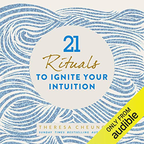 『21 Rituals to Ignite Your Intuition』のカバーアート