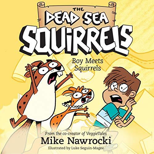 Boy Meets Squirrels cover art