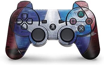 Skin Adesivo para PS3 Controle - Capitão América