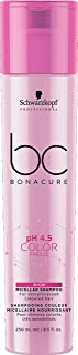 BC BONACURE pH 4.5 Color Freeze Micellar Rich Shampoo, 8.5-Ounce