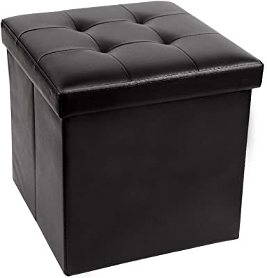 Ottoman Seat Cube for Bedroom