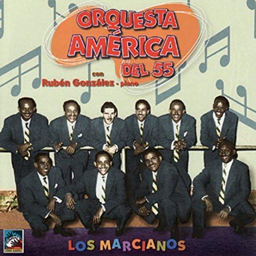 Orquesta América del 55 & Rubén González