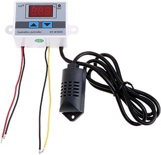 haia7k4k Capteur hygromètre numérique 12 V-220 V