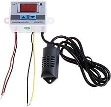 JENOR 12 V-220 V Control digital de humedad Control Interruptor Hygrostat Sensor de higrómetro