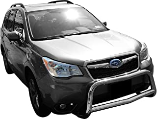 Kasei SU03SS Stainless Steel Bull Sport Bar Compatible with 2014-2019 Subaru Forester