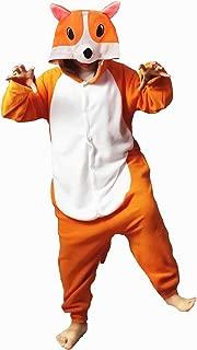 Dog Corgi Costume Corgi Pajamas Animal Costumes for Unisex Adults Kids