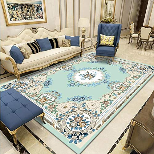 Oukeep Simple Modern Large Carpet, Non-Slip Thick, Washable, Home Sofa, Living Room, Coffee Table, Carpet, Bedroom, Floor Mat