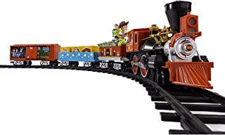 Lionel Pixar's Toy Story Battery-Powered Model Train Set Ready to Play w/Remote