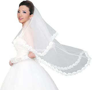 Best bride covering face with veil Reviews