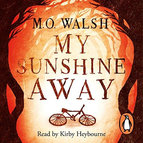 My Sunshine Away cover art