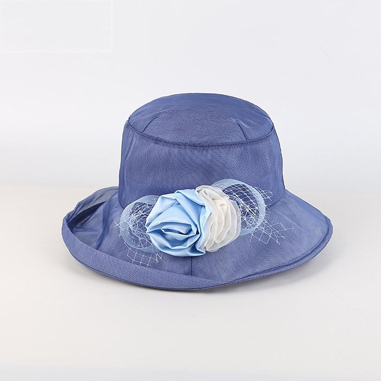 Chunlan Sun Hat Hat Ladies Breathable Folding Sunscreen Fashion Summer Cap