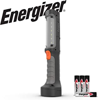 Energizer Tactical LED Flashlight, Hard Case Professional-Grade Work Light, Virtually Indestructible Tactical LED Lights, 550 High Lumens, Batteries Included