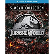 Jurassic World 5-Movie Collection [Blu-ray]