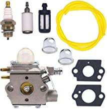 FitBest Carburetor Fits Walbro WT-631 WT-631-1 Poulan TE400CXL TE500CXL XT250 XT600 Replaces 530071635 530069990 Craftsman, Weed Eater, Husqvarna Carb