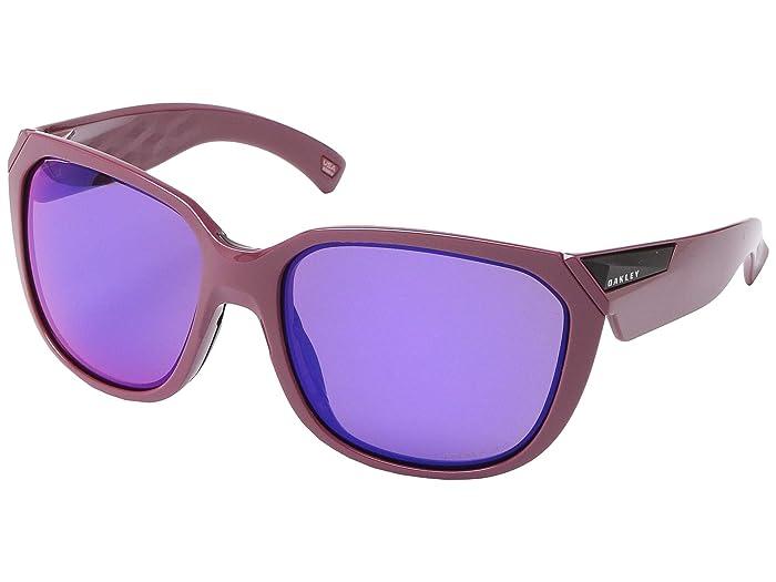 Oakley 59 mm Rev Up (Vampirella) Fashion Sunglasses