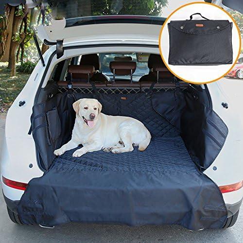 Suv Kofferraumabdeckung Für Hund Wasserdichtes Rutschfestes Dauerhaftes Kofferraumschutz Schutz Für Heckschwanz Schutz Kofferraumabdeckung Für Kofferraum 88cm 100cm Haustier