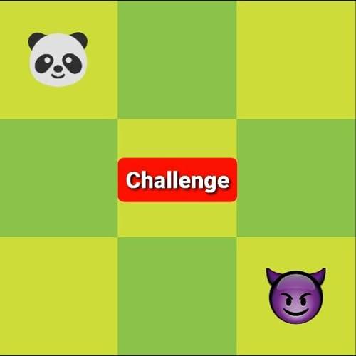 Panda desafio demônio
