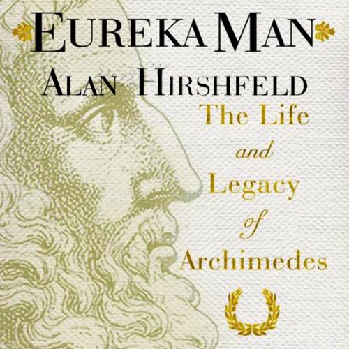 Eureka Man audiobook cover art