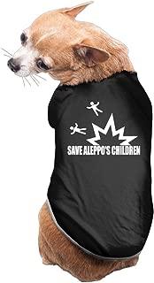 Save Aleppo's Pattern Cute Dog Shirt