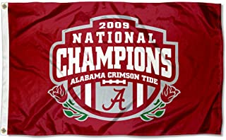 College Flags and Banners Co. University of Alabama National Championship Flag