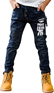taille 40 8b737 21afd Amazon.fr : jeans slim ado : Vêtements