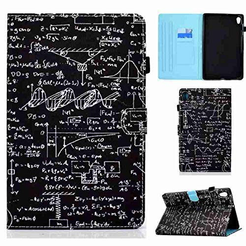 RZL PAD & TAB cases For Lenovo Tab M10 HD 2nd Gen 10.1 Inch, PU Leather Stand Flip Cover Tablet Case for Lenovo Tab M10 HD 2nd Gen TB-X306X TB-X306F (Color : 05, Size : For M10 HD 2nd Gen)