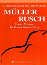 53CO - Muller Rusch String Method - Book 3 - Cello