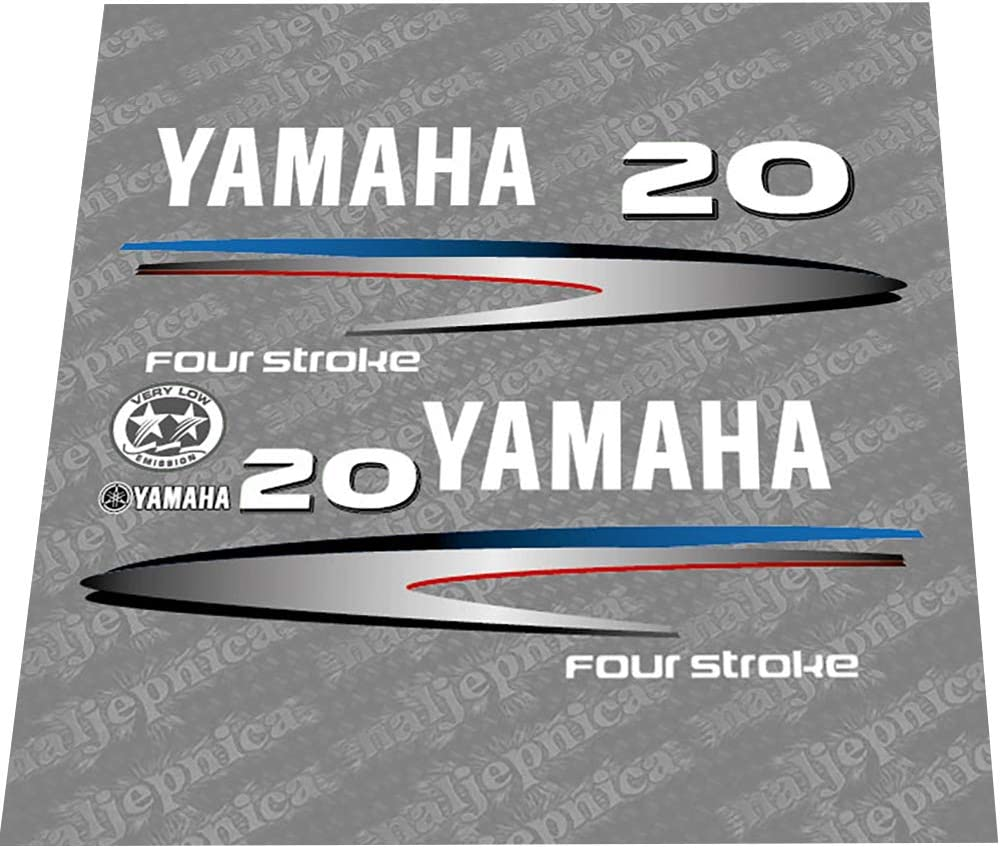 Yamaha 20 Four S.2002-2006 Popular shop is the lowest price shipfree challenge Sticker Decal Set
