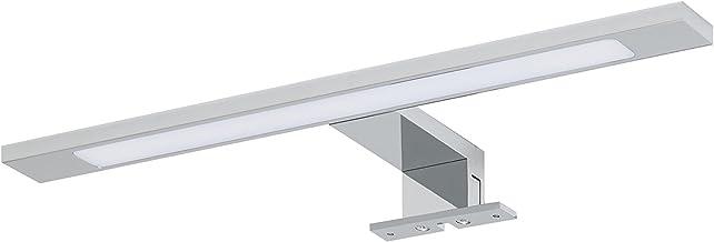 Tiger Ancis LED Spiegelverlichting, Metaal, Polypropyleen, Chroom, 40 x 3,9 x 11 Cm