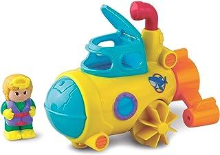 Bright Child 3in1 Wind-Up Bath Tub Submarine