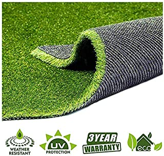 Fas Home Artificial Grass Turf 6.5FTX10FT(65 Square FT),0.8