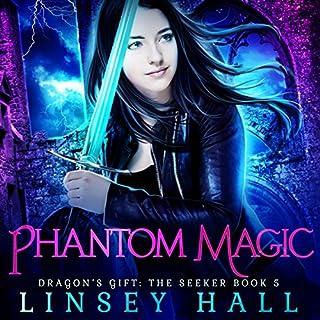 Page de couverture de Phantom Magic