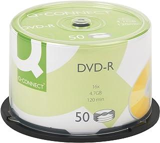 QCONNECT DVD-R CAKEBOX PK50