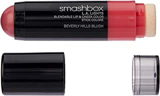 Smashbox Smashbox L.a. Lights Blendable Lip and Cheek Color Lipstick, Beverly Hills Blush, 0.17 Fluid Ounce