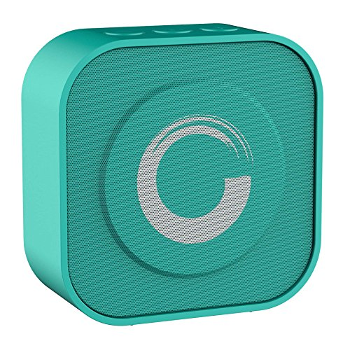 Doss SoundMini Ultra Delgado del Tamaño de Bolsillo Bluetooth Altavoces Portátiles Sin Cable con 3W conductores, Las obras para las actividades interiores y exteriores, La batería incorporada