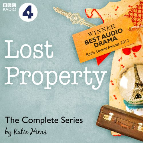 Lost Property: The Complete Series audiobook cover art