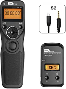 Wireless Shutter Release for Sony  TW-283 Shutter Remote Control Cable...