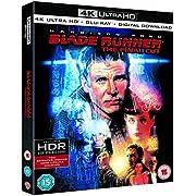 Blade Runner: The Final Cut [4K Ultra HD] [1982] [Blu-ray] [2017] [Region Free]